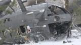 Suwałki. Wypadek śmigłowca na ulicy Diamentowej. Helikopter spadł niedaleko Aeroklubu Suwalskiego