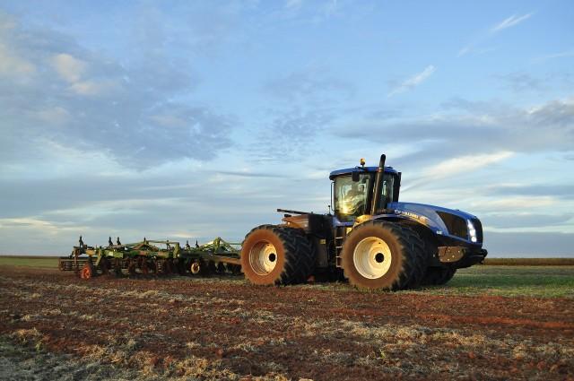 New Holland nadal najpopularniejszą marką wśród rolników