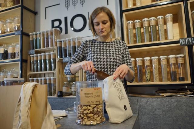 Wierzę, że to, co robimy, ma sens, że nasze wybory konsumenckie wpływają na rzeczywistość - mówi Katarzyna Kantarek, współwłaściciela sklepu BIOrę