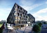 Białystok. Firma Kopernik Development jeszcze w 2021 roku zamierza rozpocząć budowę biurowca przy ul. Bohaterów Monte Cassino