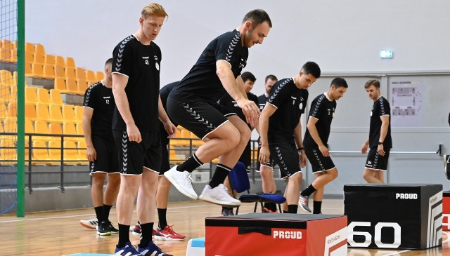 Dziś, 2 sierpnia, pierwszy trening Łomża Vive Kielce.