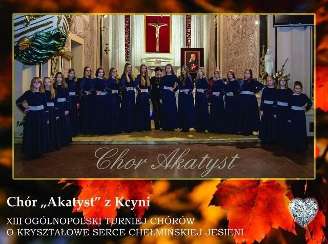 Te chóry wystąpią przed chełmińską publicznością w sobotę 23 października 2021 r.