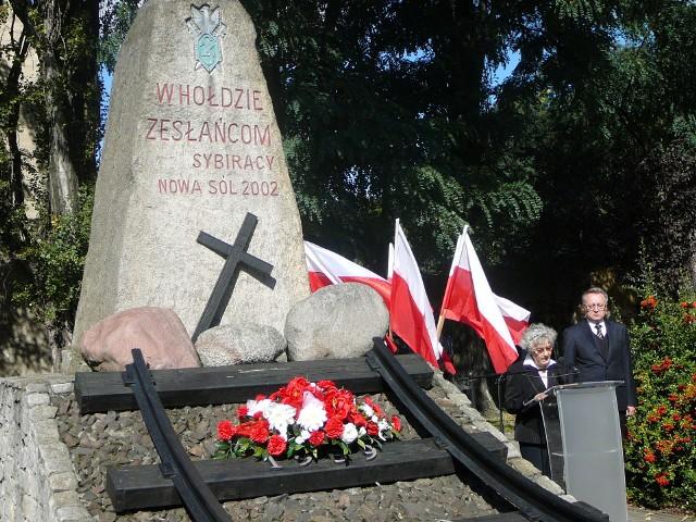 Park Sybiraków to znane w mieście miejsce spotkań patriotycznych i pamięci o ofiarach Sybiru.