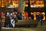 Znowu tłumy młodzieży na Wyspie Słodowej. Będzie policja?
