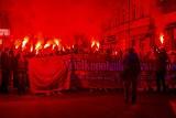 Marsz Zwycięstwa przeszedł przez Poznań. Tak kilkaset osób uczciło zwycięskie Powstanie Wielkopolskie [ZDJĘCIA]