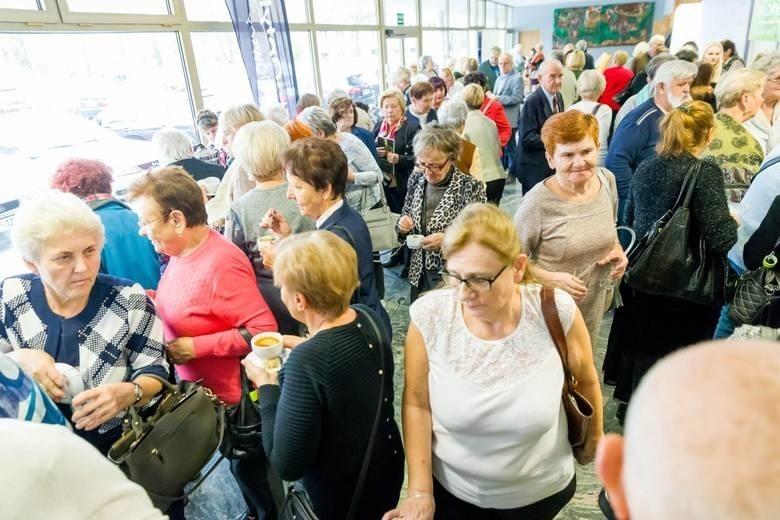 Podczas I Forum Seniora w spotkaniu uczestniczyło ok. 400...