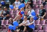 Pogoń Szczecin ukarana finansowo za balonową oprawę [ZDJĘCIA]