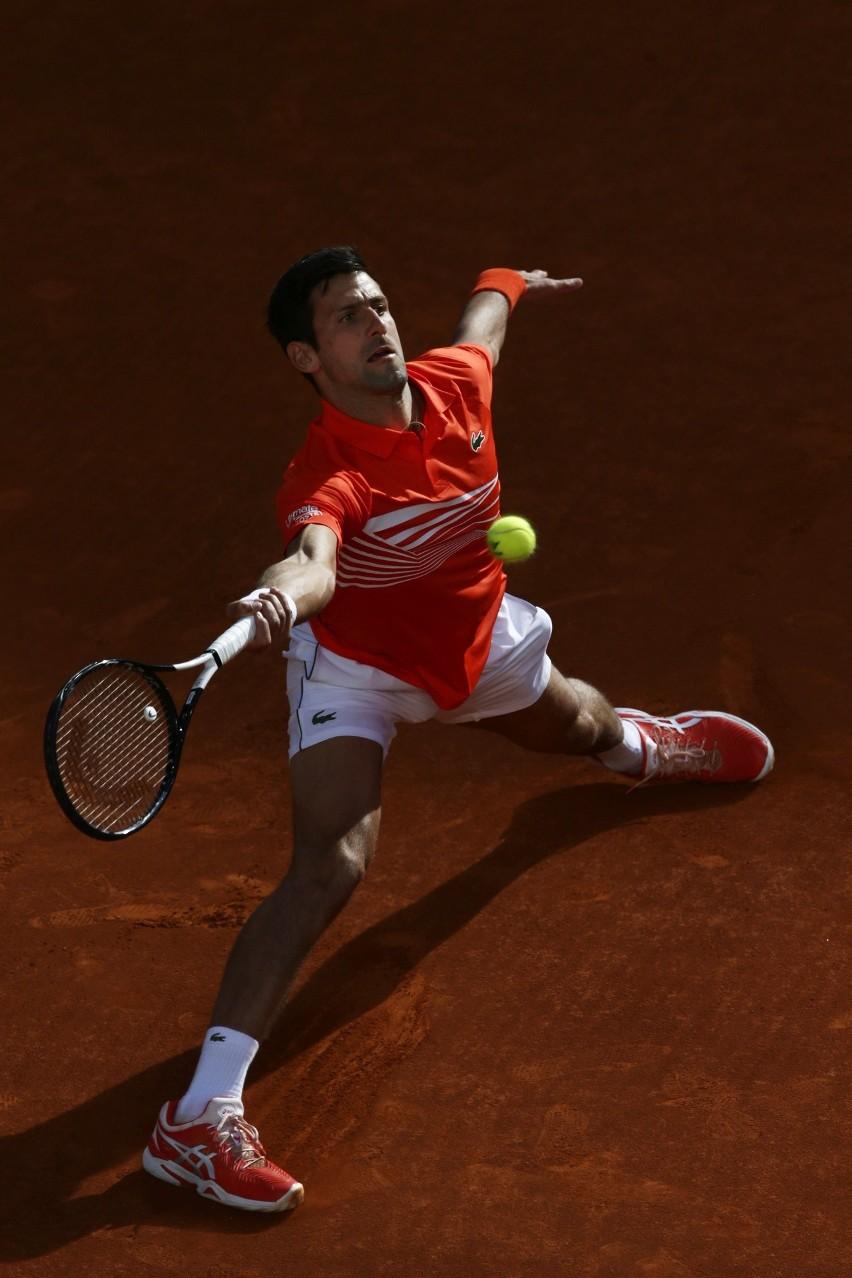 Novak Djokovic wygrał imprezę w Paryżu w 2016 r.