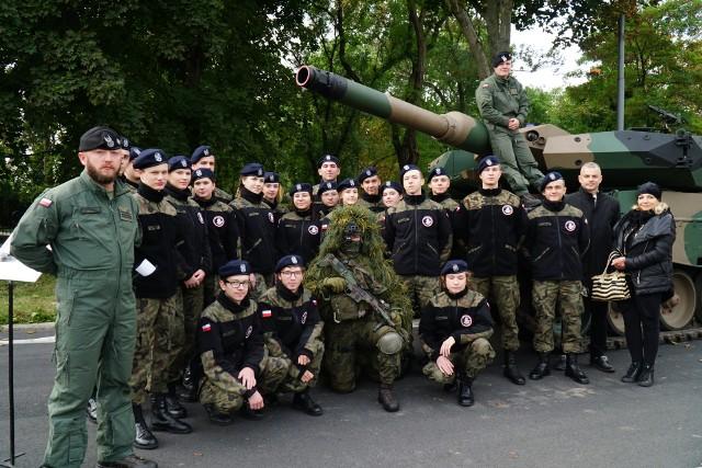 Święto Wojsk Lądowych połączone było z piknikiem, choć jego część oficjalna przeznaczona była dla żołnierzy i zaproszonych gości.