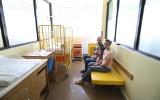 ICZMP w Łodzi dostał 170 łóżek do klinik pediatrycznych. To największa dostawa łóżek szpitalnych od otwarcia ICZMP. Łóżka ufundowała WOŚP