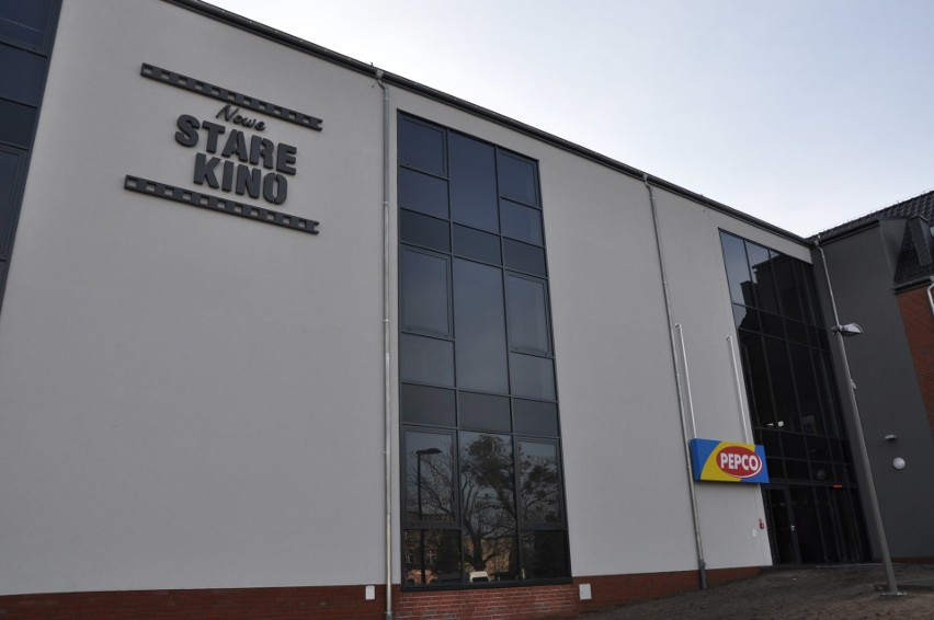 Nowe Stare Kino - centrum handlowe w Oleśnie