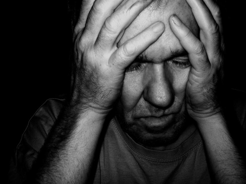 Problemy z własnym zdrowiem psychicznym...