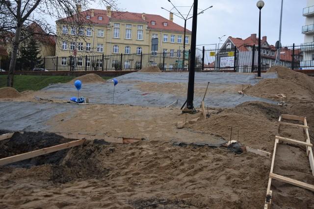 Rewitalizacja Parku Róż potrwa do końca wakacji. Kosztuje 6 mln zł.
