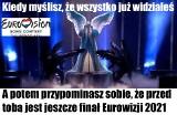 EUROWIZJA 2021 w memach! Wygrali demoniczni Włosi, ale to Polska odniosła zwycięstwo moralne MEMY