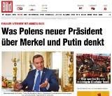 Prezydent wyciąga rękę do Niemców [WIDEO]