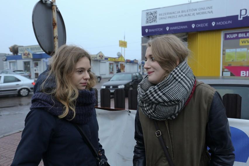 Do Londynu latamy dość często - mówią Anna Gryc i Klaudia...