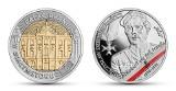 Nowe monety kolekcjonerskie NBP 2020. Pałac Branickich w Białymstoku i inne podlaskie akcenty (zdjęcia)