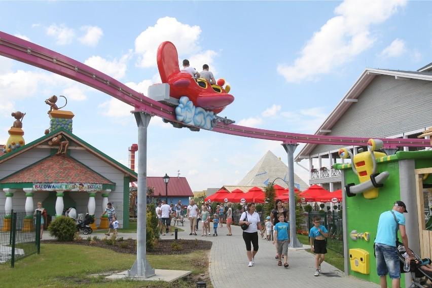 Energylandia przyciąga tłumy turystów