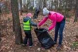 W sobotę wielkie sprzątanie lasu w Radawie. Pomożesz? Liczy się każda para rąk!