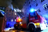 Tragiczny pożar we Wrocławiu. Jedna osoba nie żyje, ewakuowano mieszkańców kamienicy [ZDJĘCIA]
