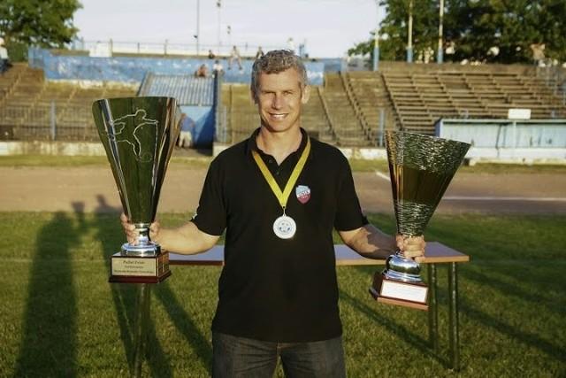 Piotr Gruszka spędził ostatni tydzień na stażu w niemieckim SV Darmstadt.