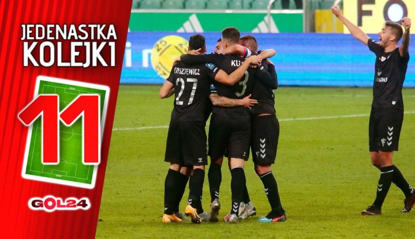 PKO Ekstraklasa. Któż by się spodziewał, że to akurat Legia...