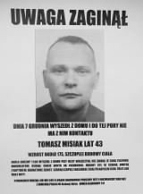 Zaginięcie Tomasza Misiaka. Trwają poszukiwania zielonogórzanina