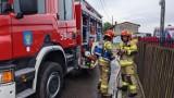 Pożar domu w Orzeszu. Zginęły trzy osoby. Biegły podał przyczynę wybuchu ognia. Czy to było celowe podpalenie?