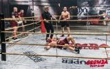 GROMDA Fight Club. Torunianin Krystian Kuźma najlepszy w krwawych walkach na gołe pięści [zdjęcia]