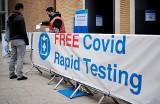 Darmowe testy dla mieszkańców Anglii od piątku, a od 12 kwietnia znoszenie obostrzeń