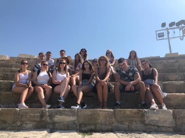 Pobyt na Cyprze był także okazją do licznych wycieczek, poznawania bogatej historii i kultury tej pięknej wyspy.