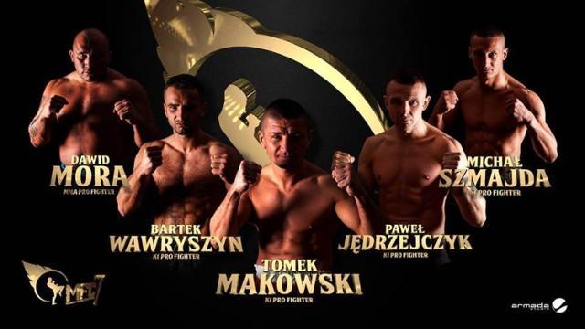 Walką wieczoru podczas gali Makowski Fighting Championship 7 w Nowej Soli, będzie konfrontacja Hoang vs Makowski