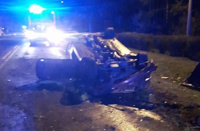 Do tragicznego zdarzenia doszło w nocy w poniedziałek około godziny 22.48 w Wasilkowie.