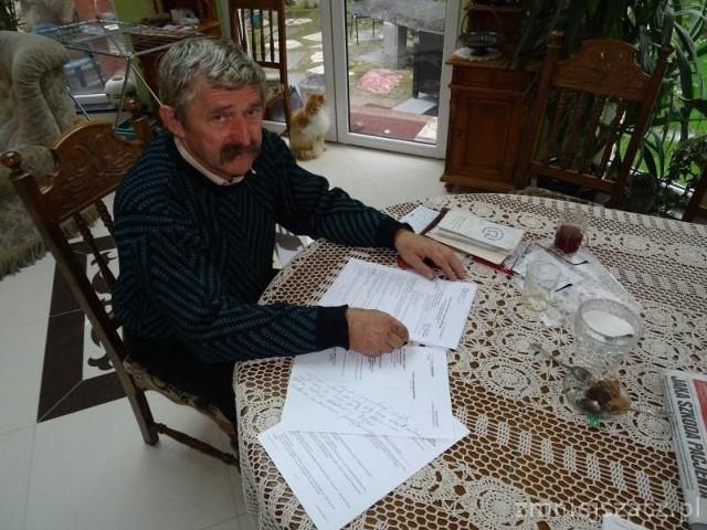 """Po śmierci żony, pan Wojciech nie usłyszał nawet """"przepraszam"""". Pracownicy szpitala tłumaczą jedynie, że """"wymogi zostały spełnione"""""""