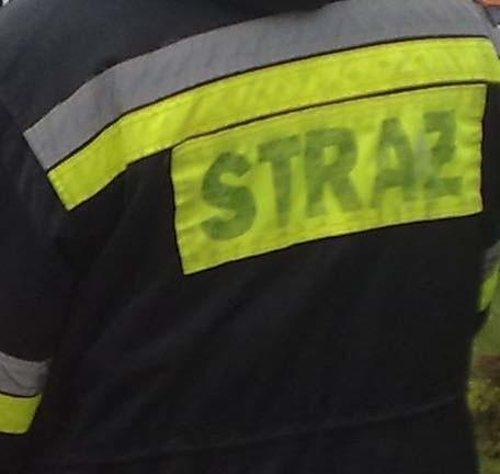 Strażacy tej nocy mieli sporo roboty.