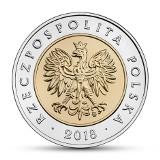 Od dziś nowa moneta o nominale 5 zł. Zobacz jak wygląda