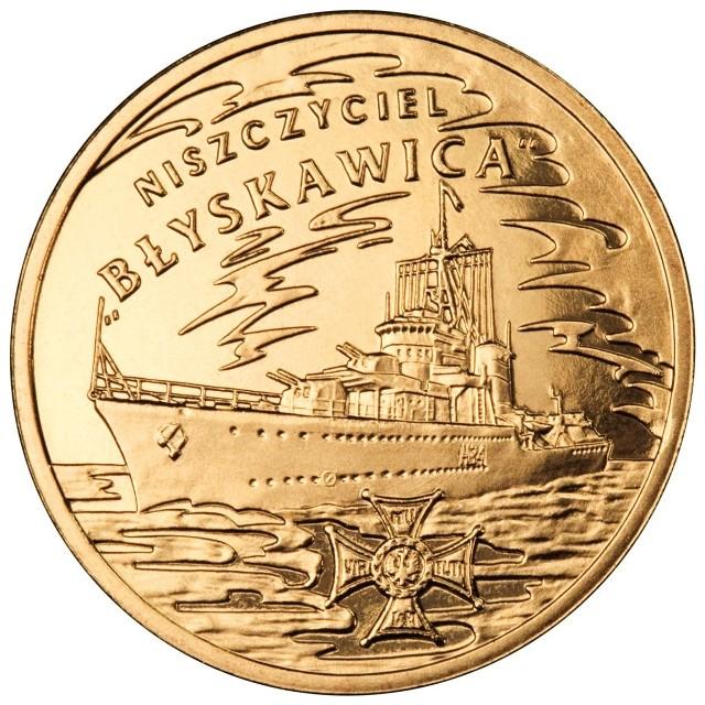 Dwuzłotówkę można zamienić w cenie nominalnej w kasach Oddziałów Okręgowych NBP.