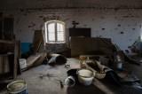 Kultowe miejsca w Gdańsku, których już nie zobaczysz. Opuszczony Klub Zejman na Wyspie Spichrzów