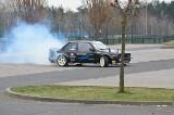 Włocławska WOŚP z rykiem silników i palonymi gumami zbiera dla najmłodszych [zdjęcia, wideo]