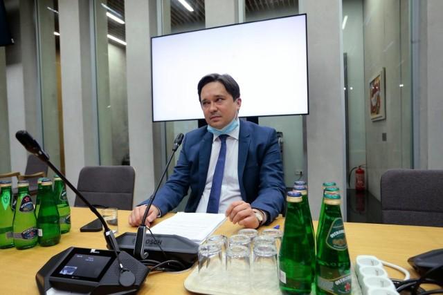 Wybór Rzecznika Praw Obywatelskich. W środę Senat zajmie się kandydaturą profesora Marcina Wiącka