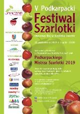 V Podkarpacki Festiwal Szarlotki w Siedlisku Janczar w Pstrągowej