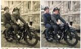 Stare, czarno-białe zdjęcia mieszkańców Krosna Odrzańskiego w kolorze. Jak się prezentują? Zobaczcie!