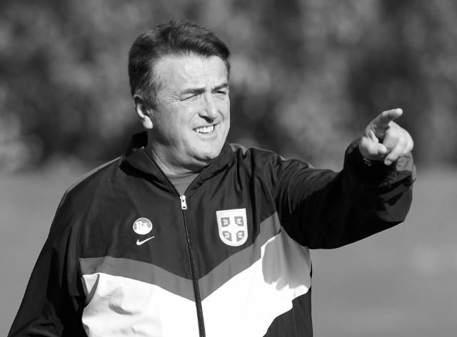 Zmarł Radomir Antić. Były trener Realu, Atletico i Barcelony