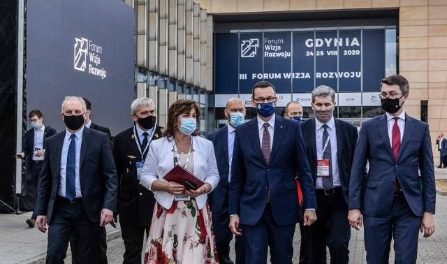 III Forum Wizja Rozwoju w Gdyni zostało zakończone.