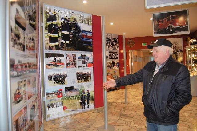 Zbigniew Wiśniewski jest jednym z twórców Muzeum OSP w Solcu Kujawskim. To jedyna taka placówka w województwie kujawsko-pomorskim