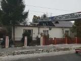 Po pożarze w Domiarkach samorząd i mieszkańcy chcą pomóc pogorzelcom