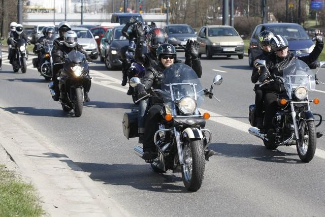 Liczba wypadków z udziałem motocyklistów wzrosła w Łódzkiem ze 182 w 2015 roku do 212 w 2017 roku
