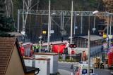 Wypadek karetki w Puszczykowie: Akt oskarżenia wobec kierowcy pogotowia. Za katastrofę i śmierć dwóch osób grozi mu do 8 lat więzienia