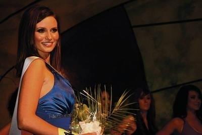 Paulina Sikora z Sieniawy - Miss Polonia Podhala 2011 Fot. Agnieszka Szymaszek