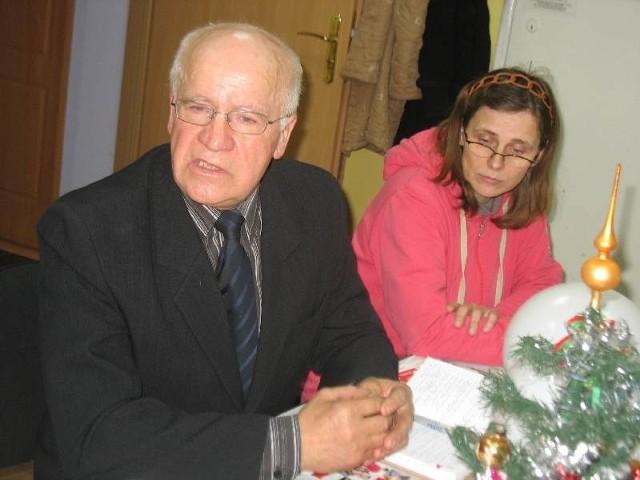 - Liczymy na to, że posłowie poprą nasz projekt ustawy o ogrodach - mówi prezesi Wioletta Szkliniarz i Jerzy Świercz.